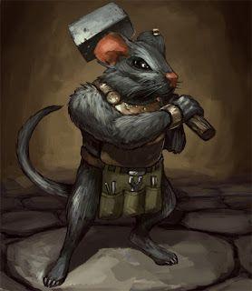 Nez - Mice & Mystics