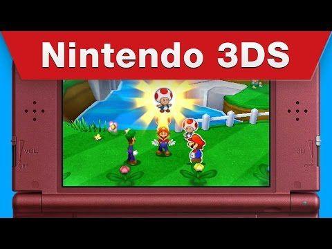 Mario & Luigi: Paper Jam Folds To Nintendo 3DS Next Spring