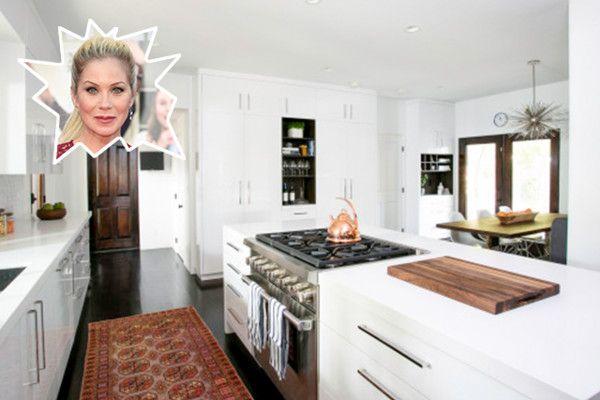 Christina Applegate - The Best Celebrity Kitchens Ever - Photos