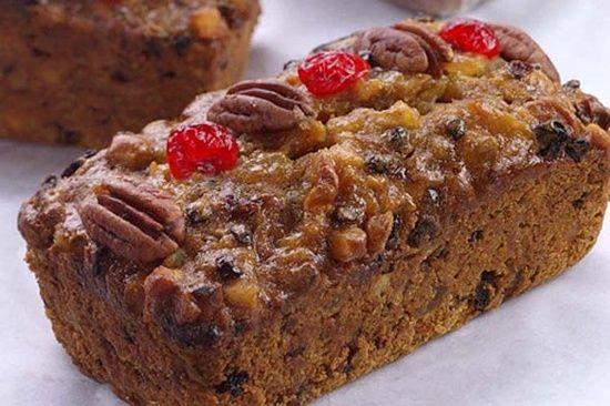 Fruitcake - Rich Fruit cake Recipe - http://bestrecipesmagazine.com/fruitcake-rich-fruit-cake-recipe/