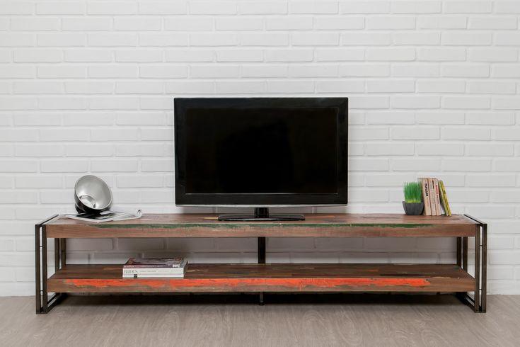 Votre intérieur est à 2 doigts de vous remercier  ---------------------------------------------------------------------  Meuble TV LOFT 200 cm double plateaux - Teck recyclé à 489,00€  sur https://www.recollection.fr/meubles-tv/12385-meuble-tv-loft-200-cm-double-plateaux-teck-recycle-3664551111829.html  #Meubles TV #mobilier #deco #Delorm #recollection #decointerior #interiordesign #design #home  ---------------------------------------------------------------------  Mobilier design et…