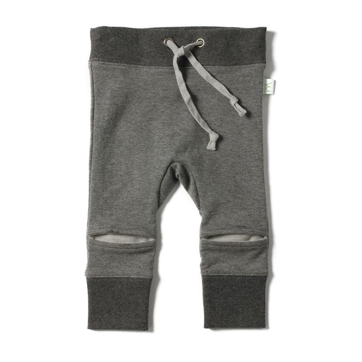 Minti Baby Hidden Knee Trackie - great for crawlers