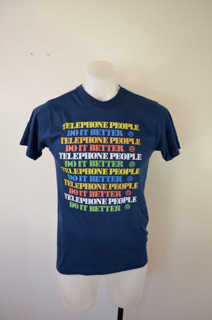 Vintage 70s RUSSIAN RIVER Run T Shirt sz S ZBHzplI1