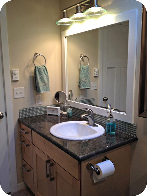 38 Best Bathroom Mirrors Images On Pinterest