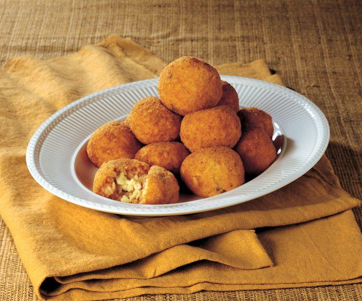 La Cucina Italiana Supplì alla romana