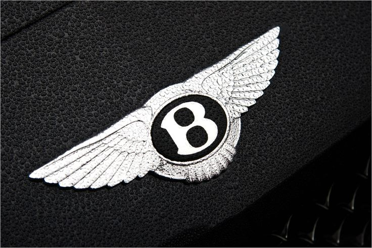 Bentley Logo 4k Wallpaper in 2020 Bentley logo, Bentley