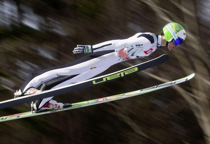 uvex athletes - ski jumping // Peter Prevc