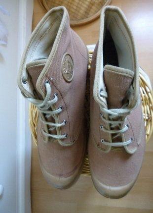 À vendre sur #vintedfrance ! http://www.vinted.fr/mode-hommes/bottes-and-boots/35692870-chaussures-de-brousse-militaire-vintage-camel-baudou-baroud
