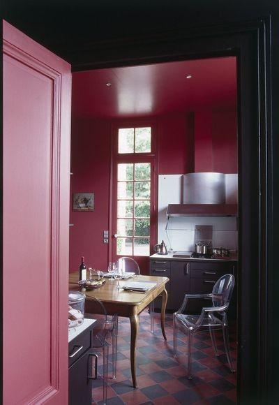 217 best pink kitchen images on pinterest pink kitchens kitchen designs and kitchen dining living on kitchen decor pink id=28858