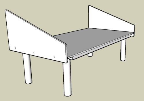 1000 ideen zu kaninchenstall auf pinterest indoor. Black Bedroom Furniture Sets. Home Design Ideas