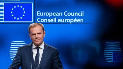 Welcome to Emmanuel Donkor's Blog    www.DonkorsBlog.Com                                        : Brexit: EU's Tusk to issue negotiation guidelines