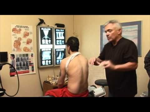 Professional Boxer, Adrian Mora, Shoulder Injury Treatment - chiropractor  http://www.frozenshoulder.com