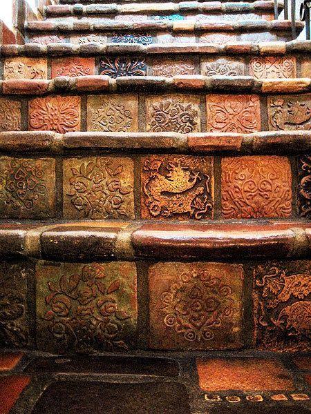 Old Spanish Tiles