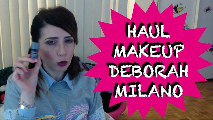 Acquisti Makeup Deborah Milano