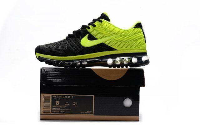 Nike Air Max 2017 Kpu Black Red White 849560 006 Mens Running Shoes Sneakers 849560 006