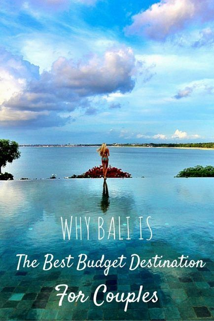 bali budget travel for couples