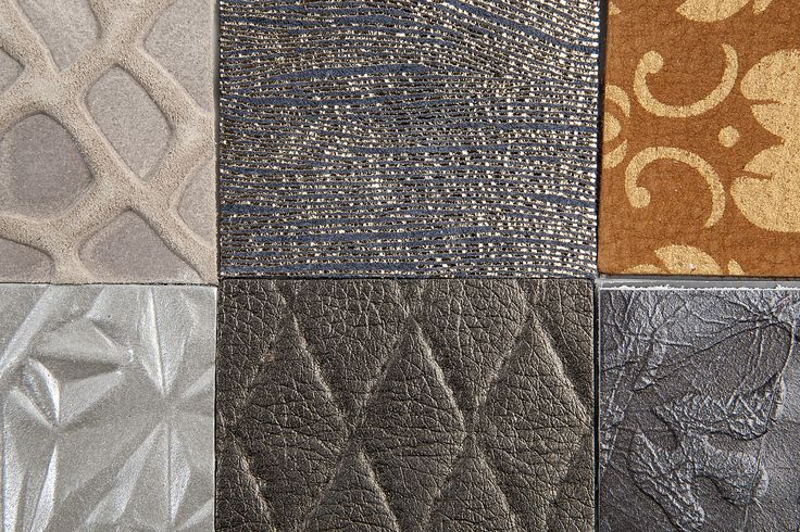 Prodital creates high quality leather products including embossed leather materials