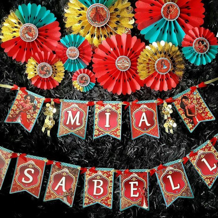 Fiesta de princesa Elena de Avalor (18) - Tutus para Fiestas Mexico - Disfrases personalizados y moños