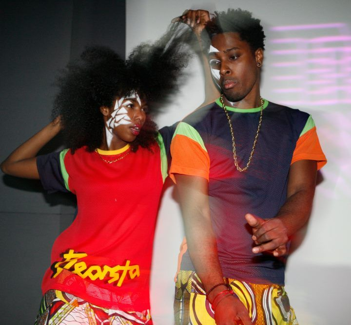 """""""BOOMBEARSTIN"""" Collection S/S 2011 Presented in TWONITE-ATHENS Showcase Party """"My Love is Underground"""". Photography: Ioanna Chatziandreou"""