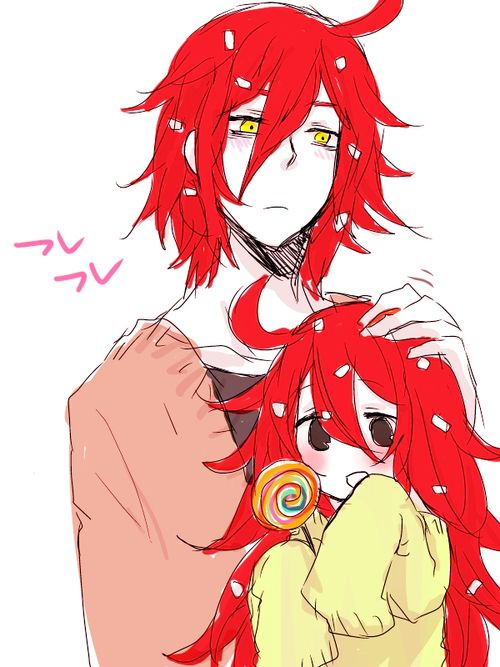 Happy Tree Friends (HTF)- male and little Flaky #Anime