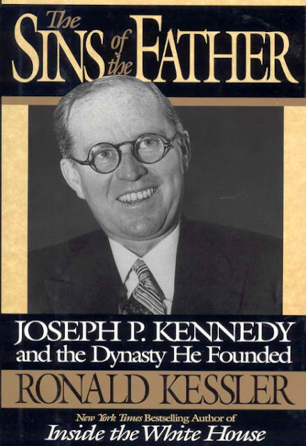 The Sins of the Father:  Joseph P. Kennedy and the Dynasty He Founded - Ronald KesslerWorth Reading, Ronald Kessler, Kennedy Dynasty, John Kennedy'S And Relatable, Books Movies Music Plays T V, Book Worth, Kennedy'S Camelot, Book Jackets, Kennedy Book