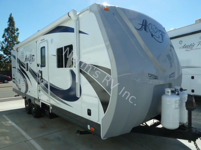 2016 Northwood Arctic Fox 28F Silver Fox Edition for sale  - Poway, CA | RVT.com Classifieds