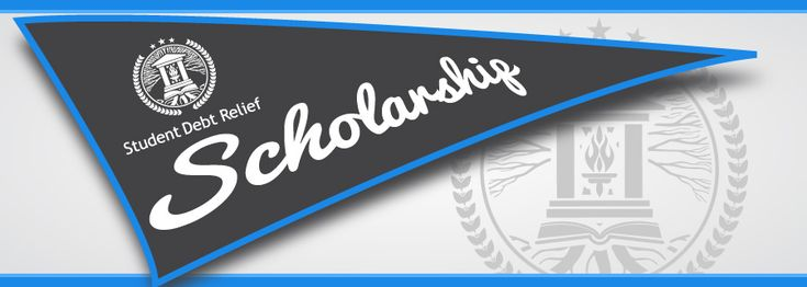 The Student Debt Relief Scholarship is an annual scholarship in the amount of $2,000 awarded to one student to help pay off their college tuition.