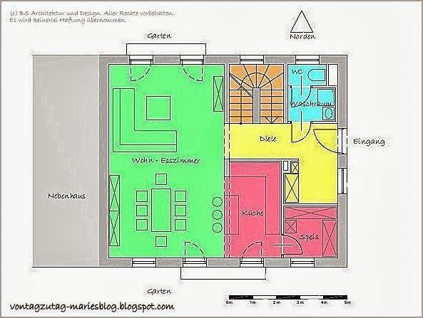 @vontagzutagmari  Grundrisse für ein kleines Einfamilienhaus. Einfache Pläne für Keller, Erdgeschoss und Obergeschoss. http://vontagzutag-mariesblog.blogspot.co.at/