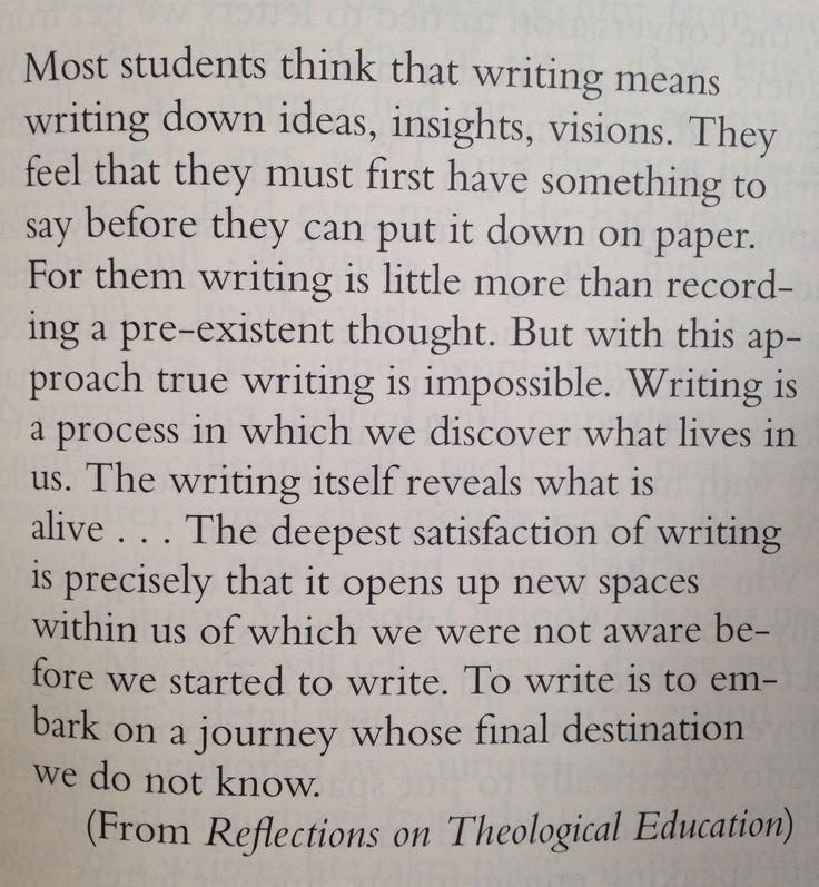 the writing shows what lives in us...the writing reveals what is alive...Henri Nouwen (read in Soul Survivor by Philip Yancey)