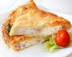 feuilletés à la ricotta, tomates séchées et bacon : http://www.cuisineaz.com/recettes/feuilletes-a-la-ricotta-tomates-sechees-et-bacon-73965.aspx