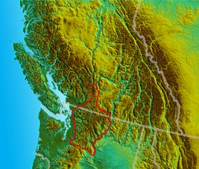 The Cascade Mountains that flow over the Canadian and Washington State border is the setting for Sofi's Bridge winner of 2017 Readers Choice Award RWA