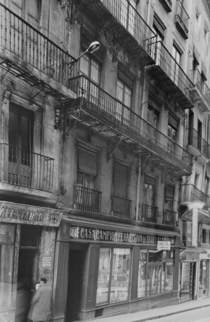 #Pamplona #Navarra. Calle Chapitela.