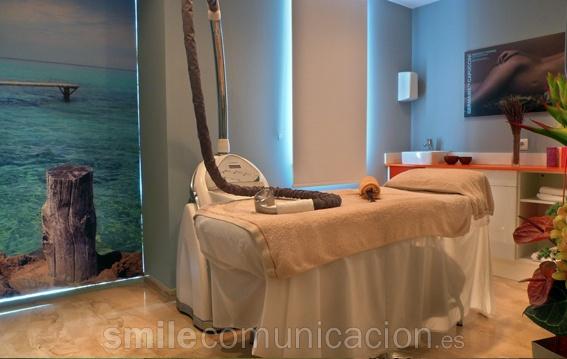 Smile foto interiors, centro estetica barcelona hazte un Homenaje