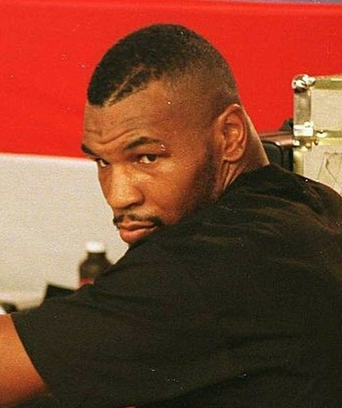 Pin On Mike Tyson