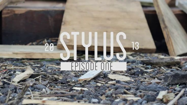 STYLUS | Episode #1: Projection Mural on Vimeo