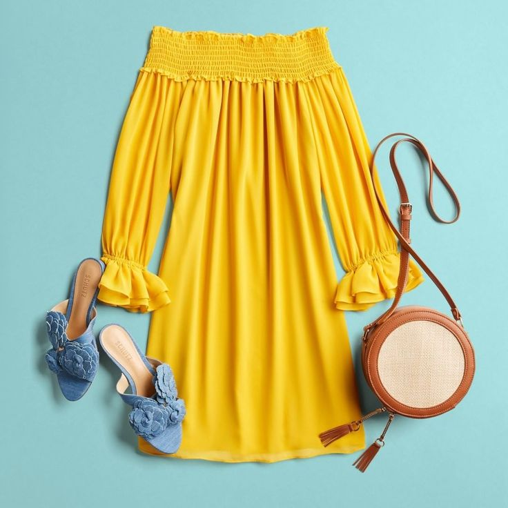 We asked, you answered—we're talking Spring colors this week. If you love cheerful shades of yellow, you can chalk it up to your sunny disposition! See what your fave shades say about your personality.