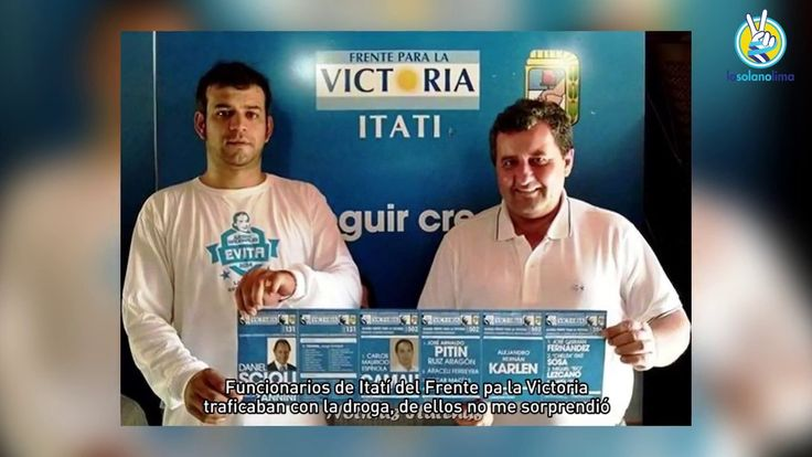 Chamame Narco Itati