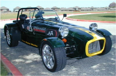 Catrham Super 7 has to be the most fun on four wheels.