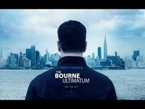 ▶ Jason Bourne Theme - YouTube