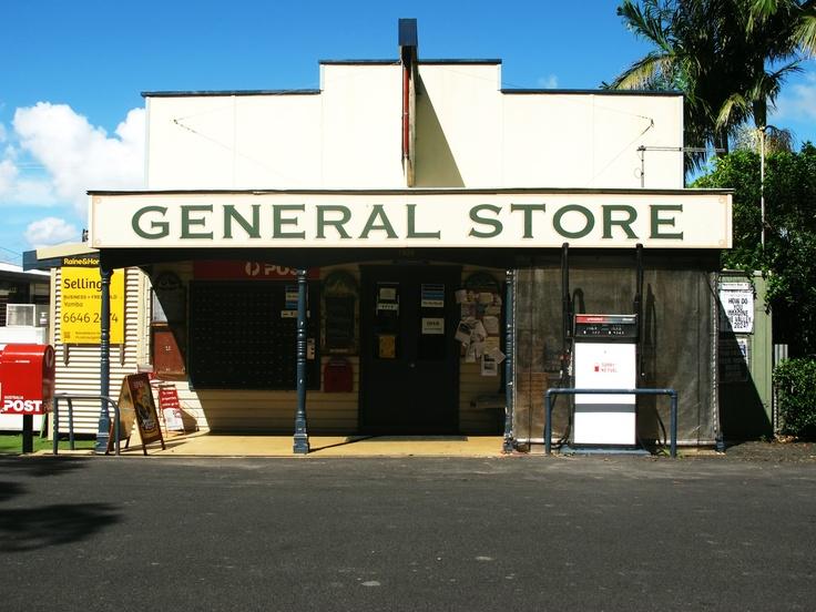 The General Store, Chatsworth Island near Maclean.