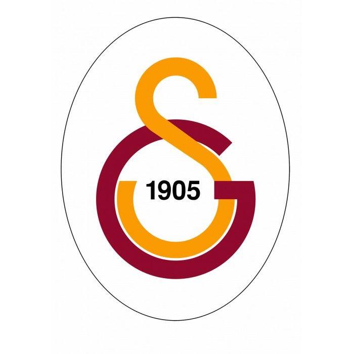 Galatasaray Amblemi Yenilebilir Pasta Resim Baskısı