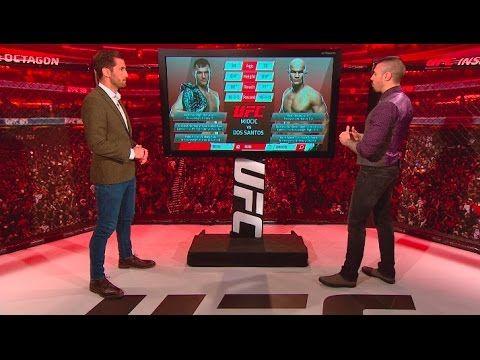 UFC (Ultimate Fighting Championship): UFC 211: Inside The Octagon - Stipe Miocic vs Junior Dos Santos