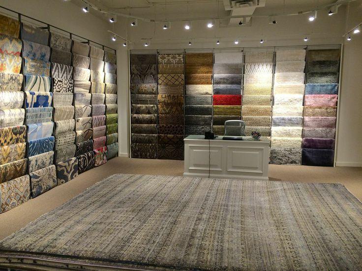 Stark Chicago Showroom Newly Renovated For Starks 75th Anniversary DesignerRugs DesignerCarpet DesignBoutique InteriorTextile
