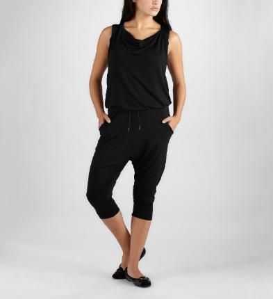PUMA Hooded All-In-One Yoga Jumpsuit | Women - from the official Puma® Online Store #yogajumpsuits