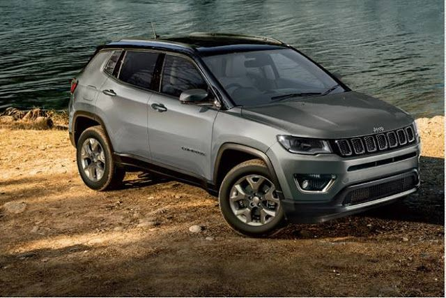 Fca India Expands Jeep Compass Range Drives In Diesel Automatic