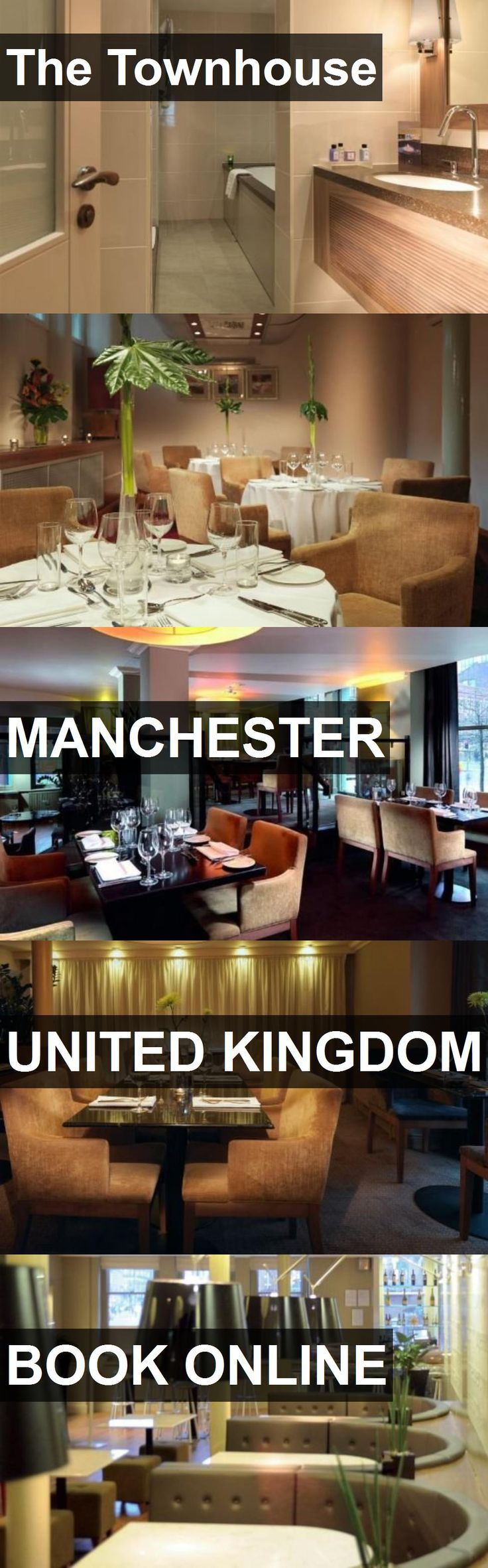 Hotel The Townhouse in Manchester, United Kingdom. For more information, photos, reviews and best prices please follow the link. #UnitedKingdom #Manchester #travel #vacation #hotel