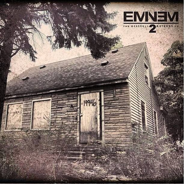 Eminem : The Marshall Mathers LP 2 2xLP RE