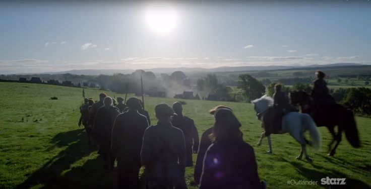 We Break Down 24 HQ Photos From Outlander Season 2 Trailer - Outlander Cast Blog