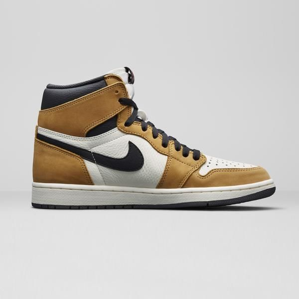 Nike Air Jordan 1 Retro High Og Rookie Of The Year Golden