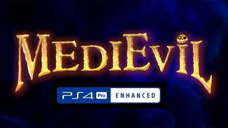 MediEvil Remake for PS4 PRO with 4K SupportIs Coming in 2018
